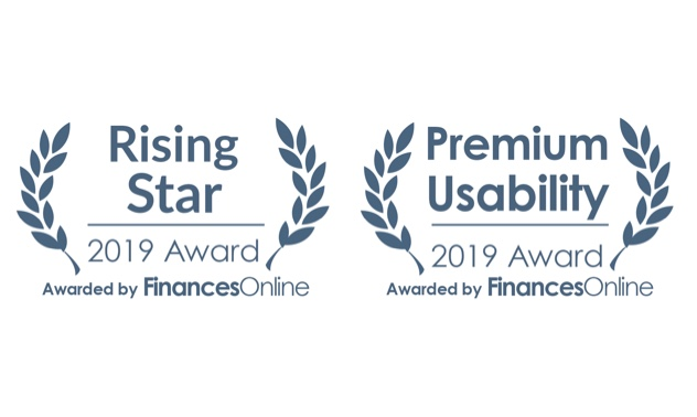 Rising Star and Premium Usability Awards